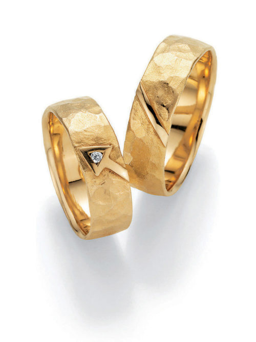 jmonds Eheringe Gelbgold Signs of Love Amor 1